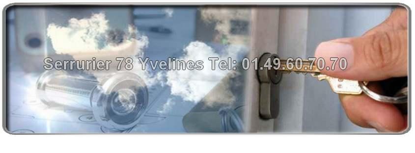 Notre entreprise de serrurerie du 78 assure votre dépannage en serrurerie dans l'heure. Un serrurier pas cher interviendra en moins de 30mn dans les Yvelines.